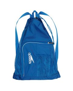 Speedo Deluxe Ventilator Mesh Bag - Color - Shore Blue