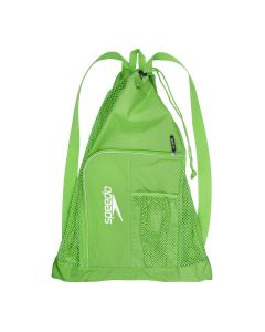 Speedo Deluxe Ventilator Mesh Bag - Color - Jasmine Green