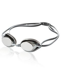 Speedo Vanquisher 2.0 Mirrored Goggle - Color - Silver