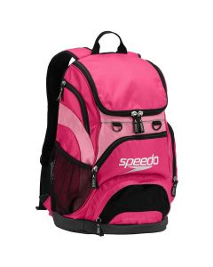 Speedo Medium 25L Teamster Backpack-Azalea Pink-Yes