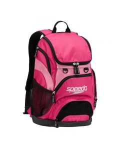 Speedo Large 35L Teamster Backpack-Azalea Pink-Yes