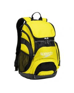 Speedo Large 35L Teamster Backpack-Blazing Yellow-Yes