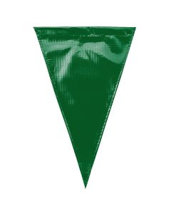 Solid Vinyl Flags - Color - Kelly Green