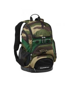 Speedo Large 35L Teamster Backpack-Camouflage-Yes