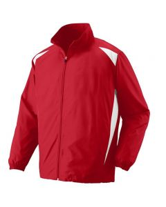 Men's Premier Jacket-Red/White-XSmall