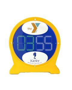 "Kiefer Custom 31"" Digital Pace Clock"
