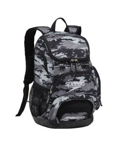 Speedo Medium 25L Teamster Backpack-Digi Camo Grey-Yes
