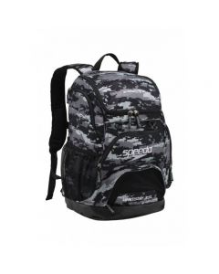 Speedo Large 35L Teamster Backpack-Digi Camo Grey-Yes
