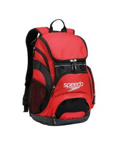 Speedo Large 35L Teamster Backpack-Formula One-Yes