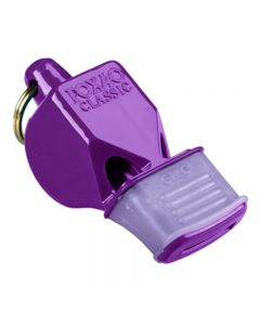 Fox 40 Cushioned Mouth Grip Whistles - Color - Purple