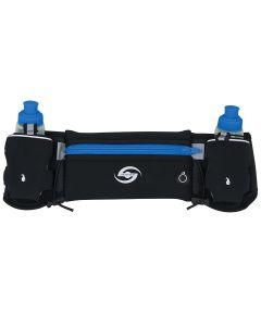 Galaxy Sport Hydration Running Belt With Water Bottles