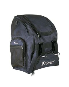 Kiefer Deluxe Swim Backpack-Black
