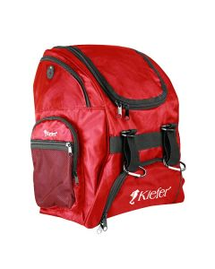 Kiefer Deluxe Swim Backpack-Red