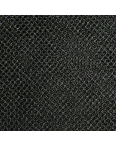 "Kiefer Small Mesh Gear Bag - 12"" X 15""-Black"