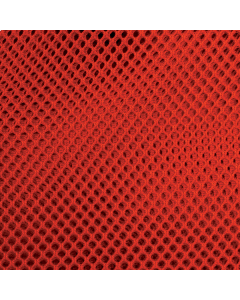 "Kiefer Small Mesh Gear Bag - 12"" X 15""-Red"