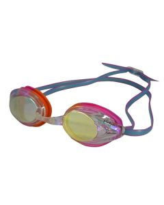 Kiefer Express Mirror Swim Goggles-Clear/Multi