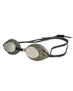 Kiefer Express Mirror Swim Goggles-Silver/Silver