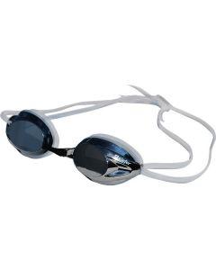 Kiefer Express Mirror Swim Goggles-Smoke/Clear