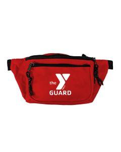YMCA Guard 3-Pocket Hip Pack