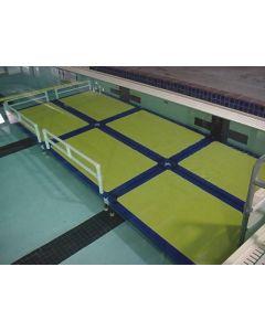 Adjustable Swim Station