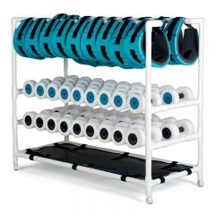 Hydro-Fit Storage System with Wave Belts