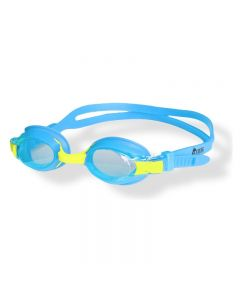 RISE Junior Blade Goggle - Color - Aqua/Yellow