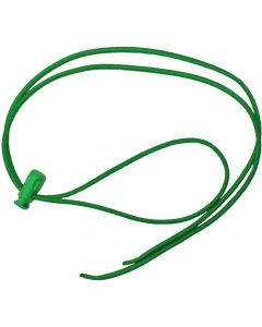 RISE Bungee Goggle Straps - Color - Green
