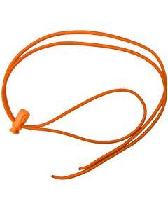 RISE Bungee Goggle Straps - Color - Orange