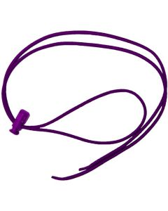 RISE Bungee Goggle Straps - Color - Purple