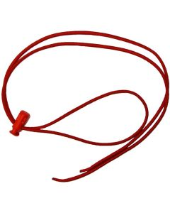 RISE Bungee Goggle Straps - Color - Red
