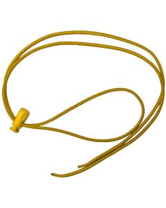 RISE Bungee Goggle Straps - Color - Yellow