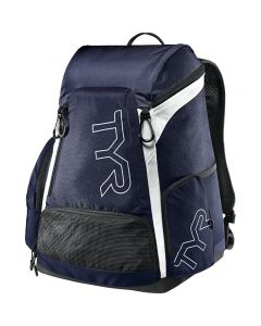 TYR Alliance 30L Backpack-Navy/White-No