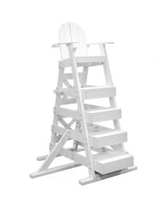 517 Lifeguard Chair - Color - White