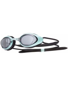 TYR Blackhawk Racing Femme Goggles-Smoke/Mint/Black