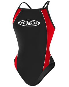 RISE Guard H-Back Poly Splice-Black/Red-26