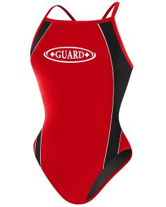 RISE Guard H-Back Poly Splice-Red/Black-26
