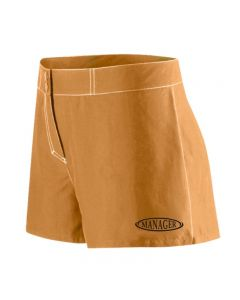 RISE Manager Female Flex Short-Khaki-XSmall