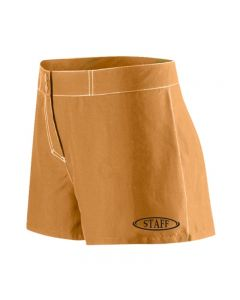 RISE Staff Female Flex Short-Khaki-XSmall