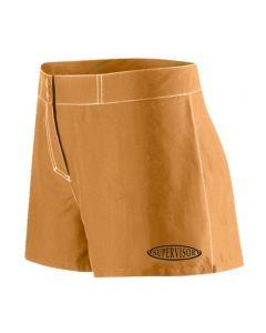 RISE Supervisor Female Flex Shorts-Khaki-XSmall