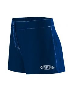 RISE Supervisor Female Flex Shorts-Navy-XSmall