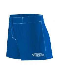 RISE Supervisor Female Flex Shorts-Royal-XSmall