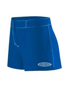 RISE Supervisor Female Flex Shorts-Royal-XSmall