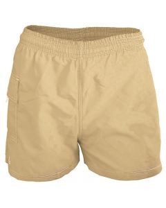 RISE Female Solid Board Short-Khaki-XSmall