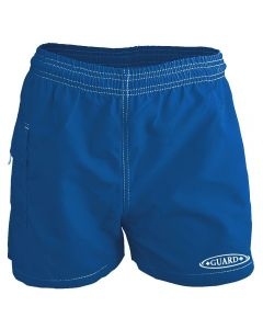 RISE Guard Female Flex Waterpark Board Short-Royal-XSmall
