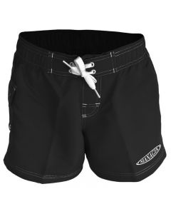 RISE Manager Female Flex Short-Black-XSmall