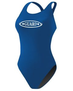 RISE Guard Solid Poly Scoop Back-Royal-34