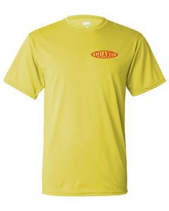 RISE Cotton Guard Tee-Power Yellow-Small