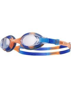 TYR Kid's Swimple Tie Dye Goggle - Color - Blue/Orange