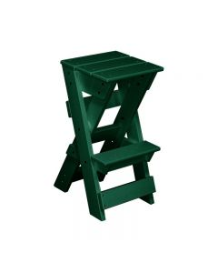 Lifeguard Chair Stool - Color - Forest