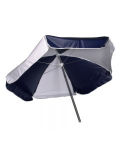 Lifeguard Umbrella - Color - Navy/White